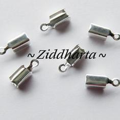 6st Hållare Smyckesband 'Large' ca 13x5mm - GP