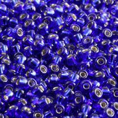 10gram Miyuki Seed Beads 11/0 - #20 Cobalt SL - ca 1000 pärlor