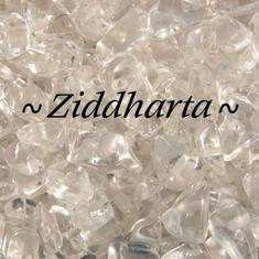 10gr Gnistrande: Bergkristall chips