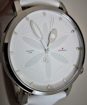 "Model ""QL"", analogue quartz watch, Swiss Ronda PowerTech 513, 1 jewel"