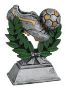 Fotbollsstatyett