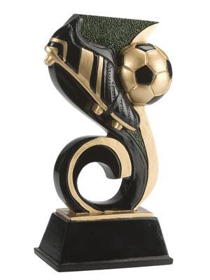 Fotbollsstatyett R018