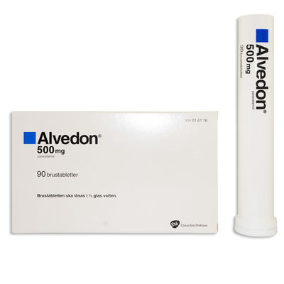 Alvedon 500 mg 3 x 30 ST Brustablett