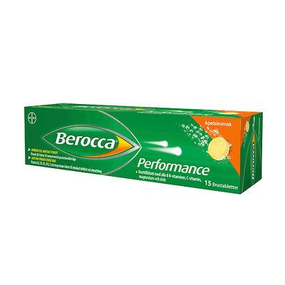Berocca performance brustabletter /15