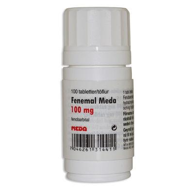 Fenemal Meda 100 mg 100 ST Tablett
