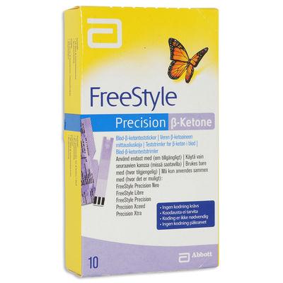 Freestyle precision betaketon teststickor /10
