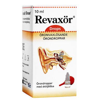 Revaxör suspension 10 ml inkl blåsa /st