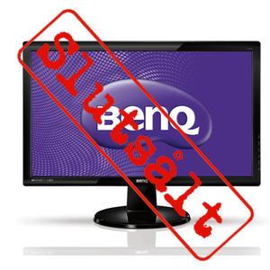 BenQ dataskärm