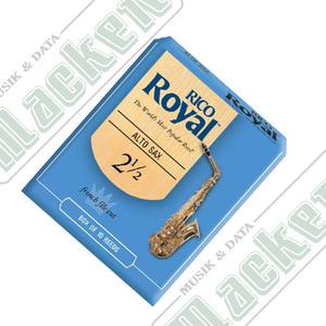 Rico Royal rörblad för altsax 2 1/2