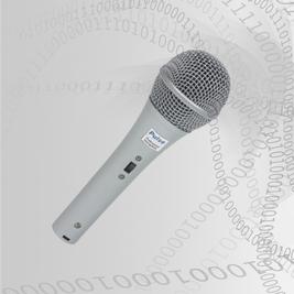 Pulse mikrofon