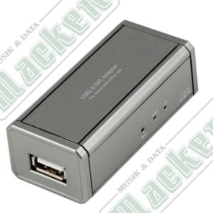 NAS server för Extern USB-hårddisk.