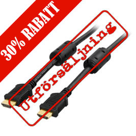 HDMI High Speed with Ethernet, 2 meter
