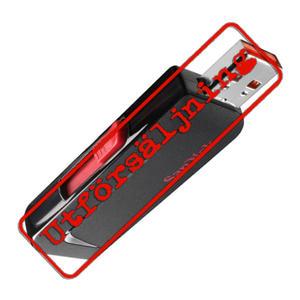 USB-minne SanDisk Cruzer Slice 8GB