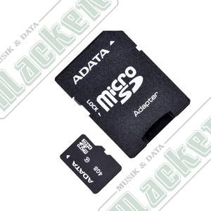 ADATA flash-minneskort - 4 GB