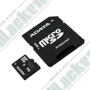 ADATA flash-minneskort - 8 GB