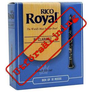 Rico Royal rörblad till Bb klarinett