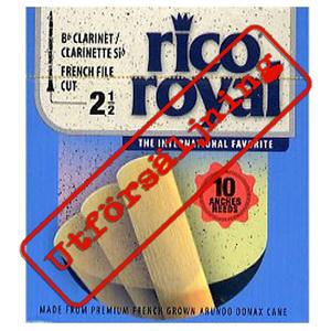 Rico Royal rörblad för klarinett