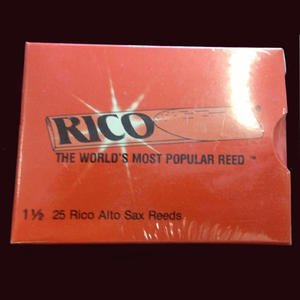 Rico rörblad till altsax