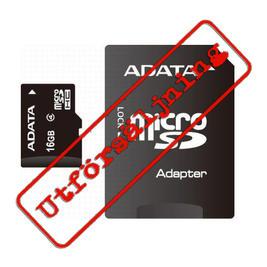 ADATA flash-minneskort - 16 GB