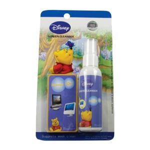 Skärmrengöring, sprayflaska och duk, Disney, Winnie the Pooh