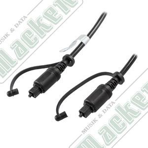 Toslink-kabel 5 m M / M