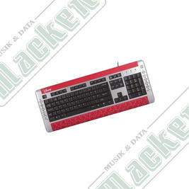 DISNEY Multimediatangentbord, Disney, Mickey Mouse, USB & PS/2
