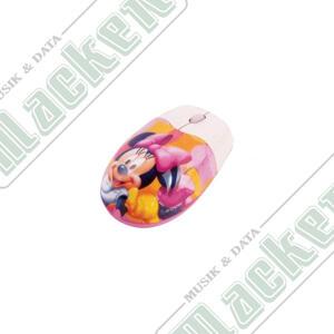 Minimus, optisk, Disney, Minnie Mouse, USB, blommor