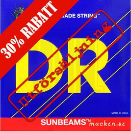 DR Round Core Acoustic 11-50 Sunbeam