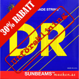 DR Round Core Acoustic 12-54 Sunbeam