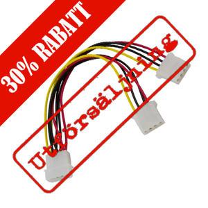 Y-kabel intern för 2st 5,25