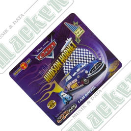 DISNEY Cars, Doc Hudson, lila
