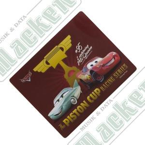 DISNEY Cars, The Piston Cup, röd