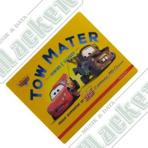 DISNEY Cars, Tow Mater, gul