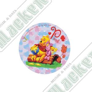DISNEY Winnie the Pooh, rund