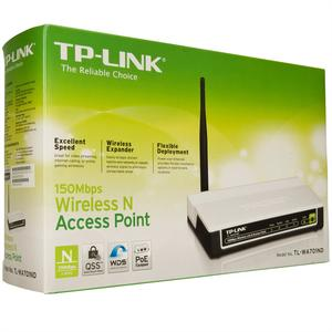 TP-Link Wireless N 150Mbps Access Point