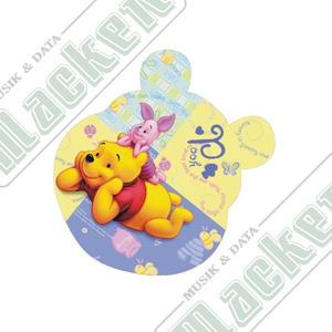 DISNEY Winnie the Pooh formad musmatta
