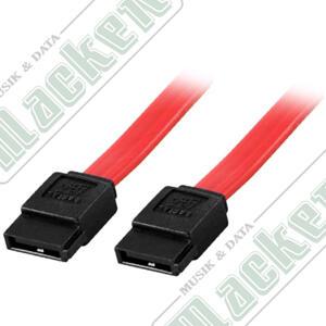 SATA/SAS-kabel, rak-rak, 1m