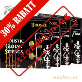 Framus PB Extra Light 010-046