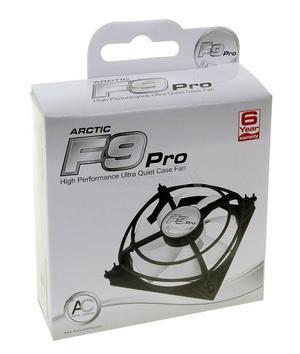 Arctic F9 Pro Case Fan - 92mm