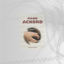 Pianoackord