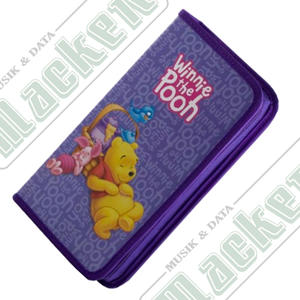 CD/DVD-Fodral 72 skivor, Nalle Puh