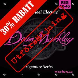Dean Markley NickelSteel Elektric 10-46