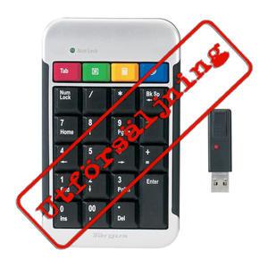 Targus Mini Keypad USB 2.0 Hub