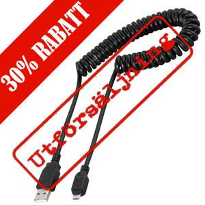 Deltaco USB-smartphone kabel, 1 meter