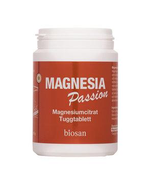Magnesia Passion,  90 st tuggtablett