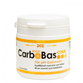 CarboBas Apelsin + Zink, 150 g pulver, DCG