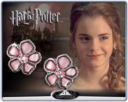 HP Hermione's Yule Ball Earrings