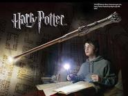Harry Potter lysande stav