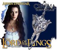 Arwen Evenstar pendant