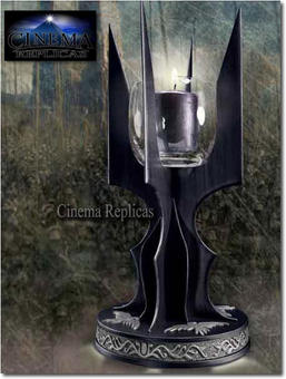 Saruman candle holder